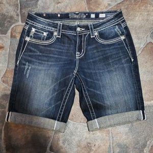 Shorts - Miss me easy bermuda